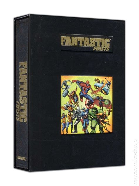 Fantastic Firsts For by Marvel Limited Fantastic Firsts Hc 1994 Comic Books