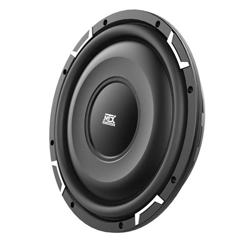 Speaker Subwoofer Mobil 12 Inch fpr12 02 12 quot shallow mount fpr series 2 ohm single voice