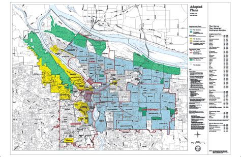 portland oregon city map chapter 8 periodic review a review of state requirements