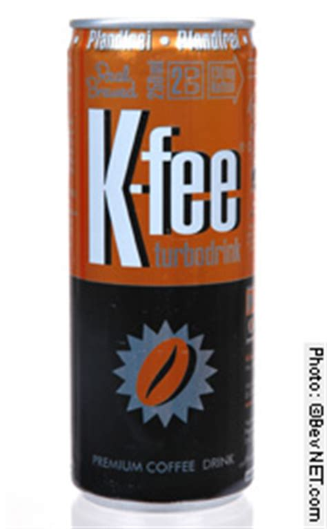 k fee energy drink k fee bevnet product reviews bevnet