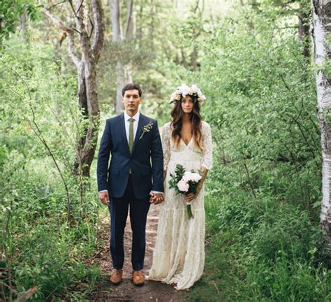 backyard wedding groom attire bohemian backyard wedding in milwaukee rea danny