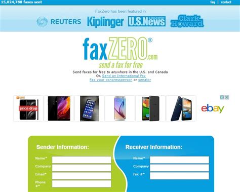 best fax services best free fax services