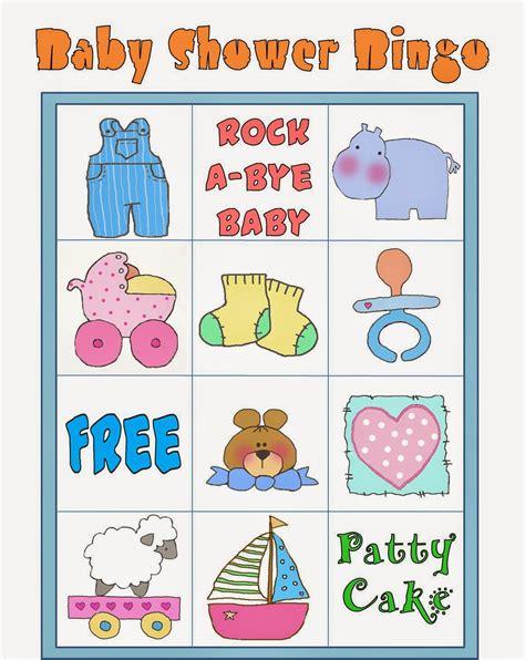 Bingo Baby Shower by Bingo En Colores Para Baby Shower Para Imprimir Gratis