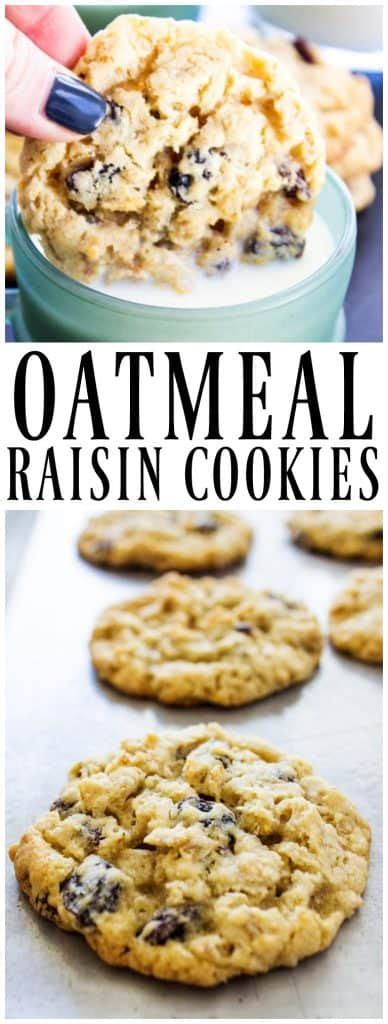 Do You Like Raisins In Your Cookies by Oatmeal Raisin Cookies A Dash Of Sanity