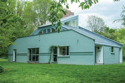 vanna venturi house the postmodern house that changed the us is now for sale
