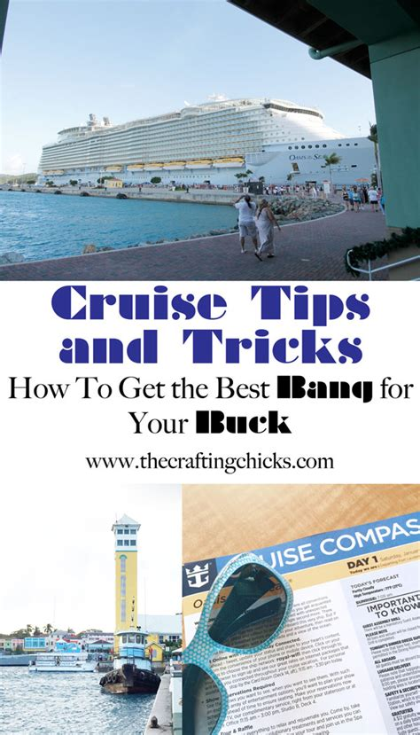 cruise travel tips the crafting