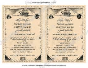 pirate invitation wording pirate