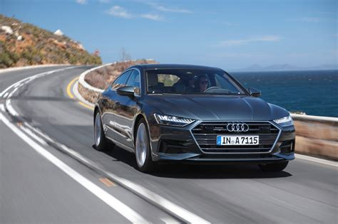 2019 Audi A7 0 60 by 2019 Audi A7 Sportback Drive Review Automobile