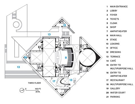 Interior Design Floor Plans poly grand theater 2015 05 16 architectural record