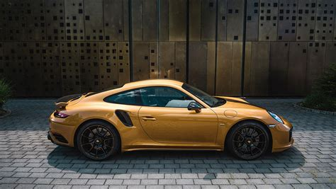 Porsche 911 Turbos by Braided Carbon Wheels For The Porsche 911 Turbo S