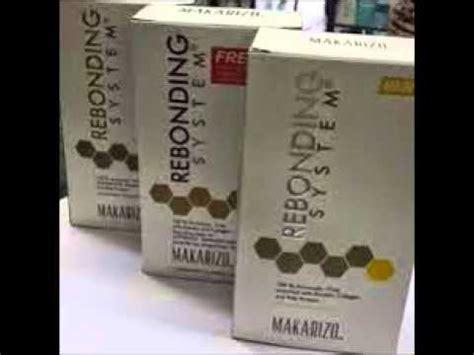 Harga Makarizo Rebonding 085727226215 jual makarizo rebonding system asli original