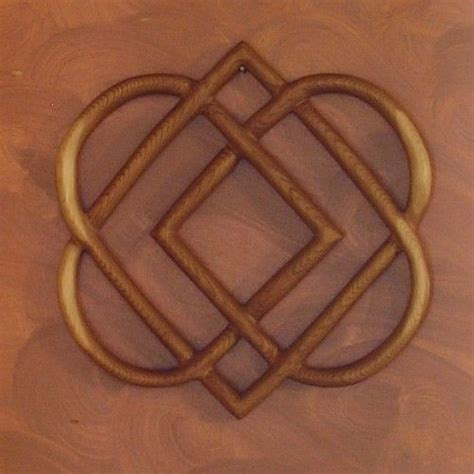 carving tattoos celtic wood carving knot of four hearts celtic wood
