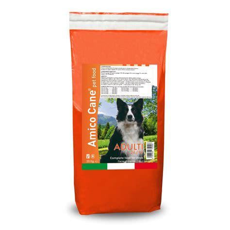 alimenti e mantenimento amico mantenimento 26 10 g g pet food crocchette