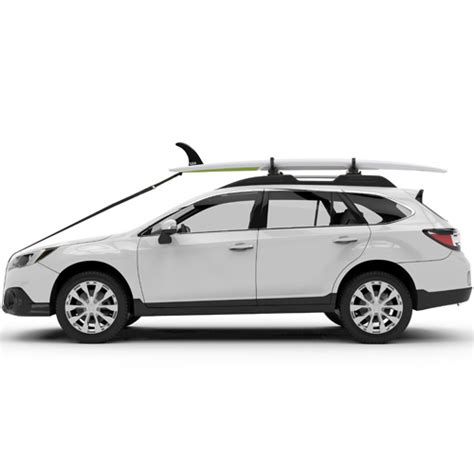 Paddle Board Roof Rack by Yakima 8004078 Suppup Stand Up Paddle Board Carrier