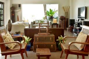 home furniture design philippines a filipino inspired duplex with antiques and wooden pieces