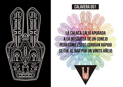 imagenes de calaveras con frases bunny calaveritas mexicanas