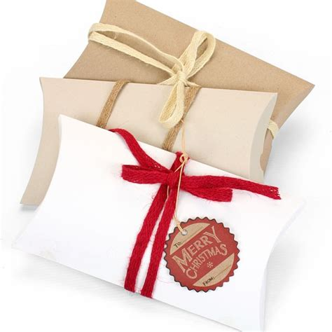 Pillow Box Floral Green Kotak Handuk Box Notes 3 large recycled paper pillow boxes 3 colours pipii
