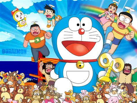 Anting Doraemon Cat Biru doraemon melina rahmawati