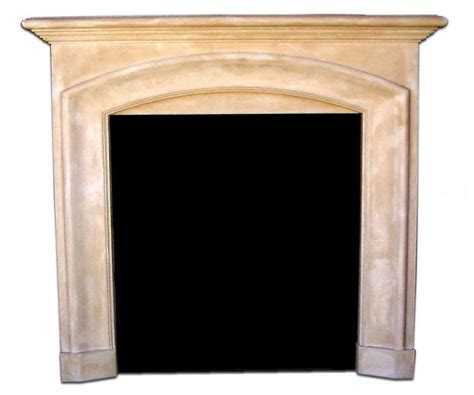 Plaster Cast Fireplace Surround by Cast Fireplace Mantels Surrounds