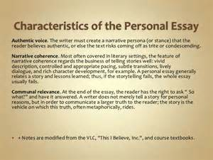 Characteristics Of An Essay by Characteristics Of An Exemplification Essay Writefiction581 Web Fc2
