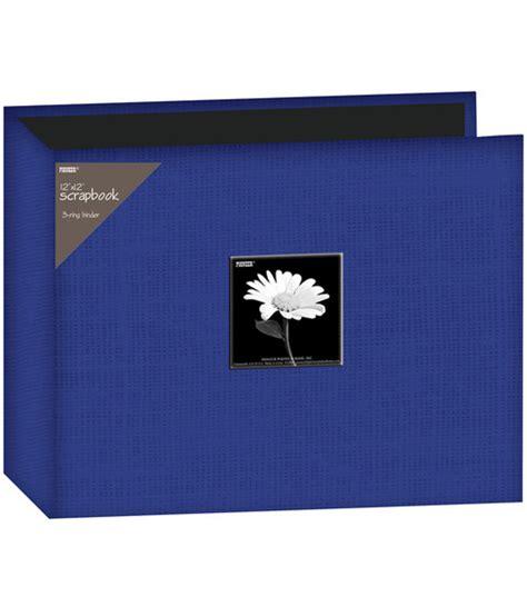Carla Craft Ring Binding System 12 Hi Store pioneer fabric 3 ring binder album jo
