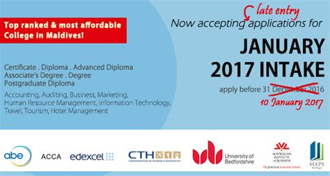 Bedfordshire Mba Intakes by Now Accepting Late Entry Applications For January 2017
