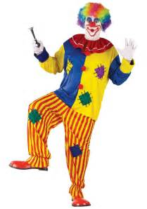 it the clown costumes for halloween big top clown costume