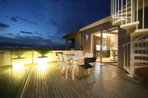 illuminazione terrazzo terrazzi in legno pergole e tettoie da giardino