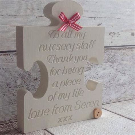 christmas gifts nursery staff 17 best ideas about personalised gifts on thank you gifts presents