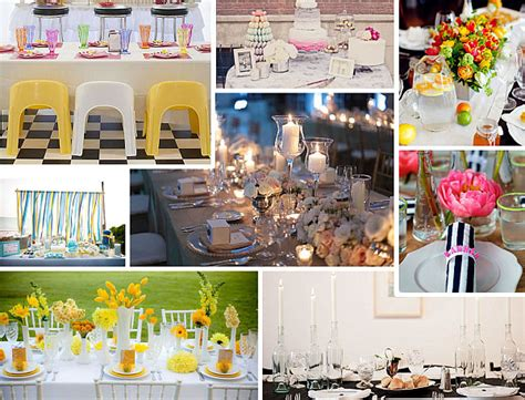 Event Table by Dinner Table Setting Ideas