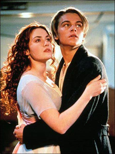 titanic film hero and heroine name 卡梅隆 凯特 183 温丝莱特揭秘你所不知道的 泰坦尼克号 网易娱乐
