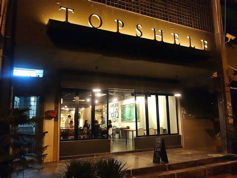 Top Shelf Ttdi by Chef S Table Dinners At Topshelf Ttdi Restaurant Review Eatdrink