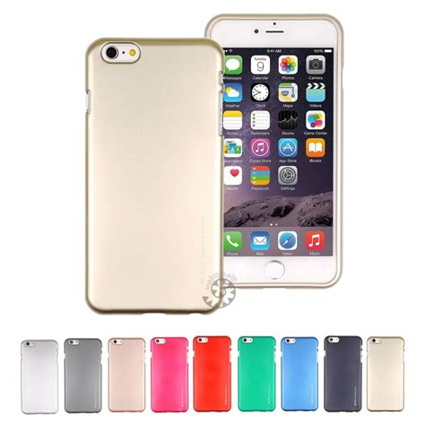 Iphone 7 Plus Jelly Goospery Soft New Cover Gold mercury goospery i jelly metal for iphone 7 6s 6 plus