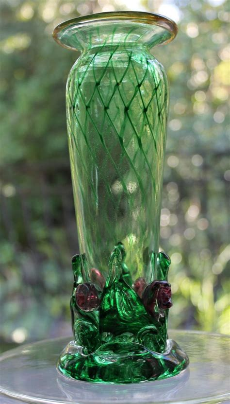 Glass Vases Australia by Colin Heaney Australia Glass Vase 1993 Collectors Weekly