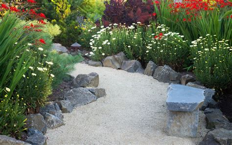 bush rock garden edging 30 brilliant garden edging ideas you can do at home