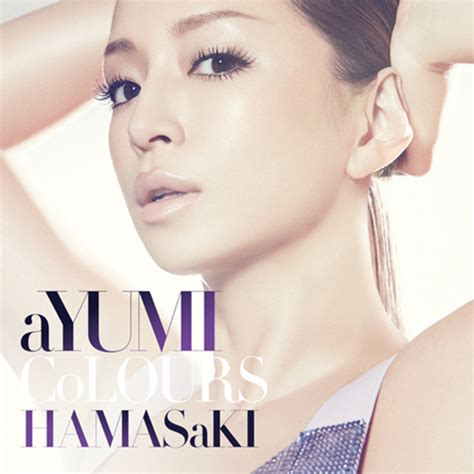 Hamasaki Ayumi Colours Cd Dvd by 浜崎あゆみ Colours 毒女ニュース