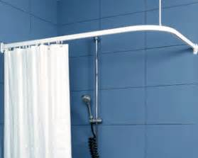 shower curtain rail contour showers uk specialists in disabled showers