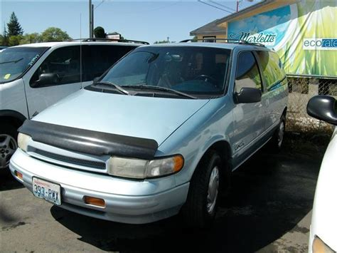 auto air conditioning service 1994 nissan quest lane departure warning 1994 nissan quest xe gxe details spokane wa 99001