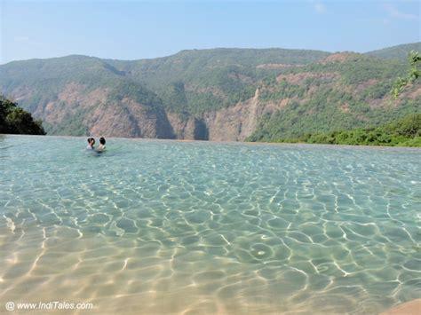 wildernest goa infinity pool chorla ghat drive through goa hinterlands inditales