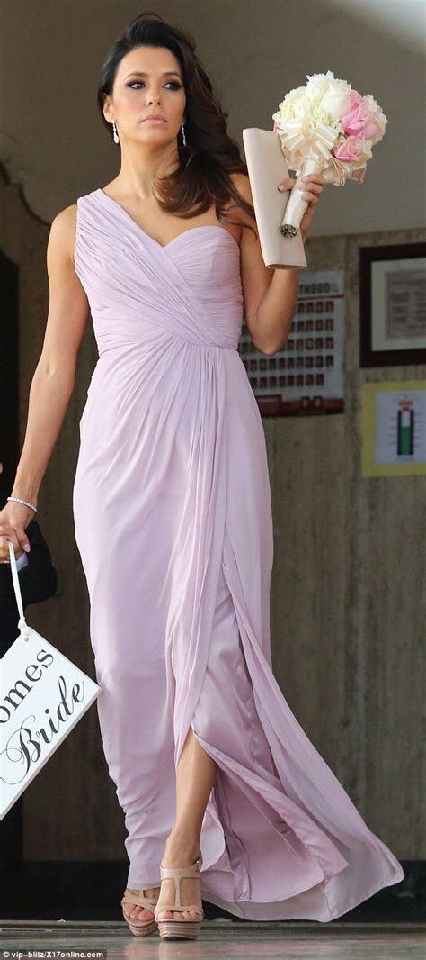 Longoria Lilac Shopbop Dress by Bridesmaids From Rihanna To Beyonce Daily Mail