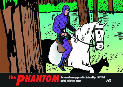 12 the phantom the complete newspaper dailies by falk and wilson mccoy ã volume twelve 1953 1955 books falk fresh comics