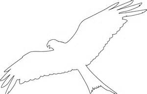 Kite Outline by Letter K Kite Coloring Page Alltoys For