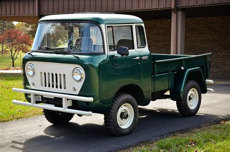 1961 Willys Fc150 Pickup 161859