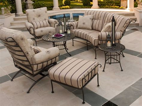 Iron Patio Furniture Cushions Patiofurniturebuy