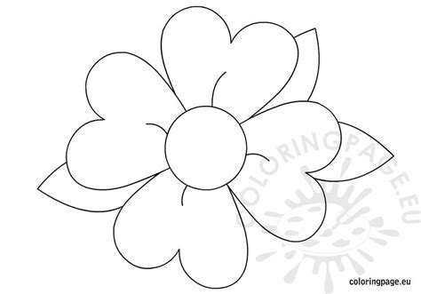 free coloring pages of flower pot template