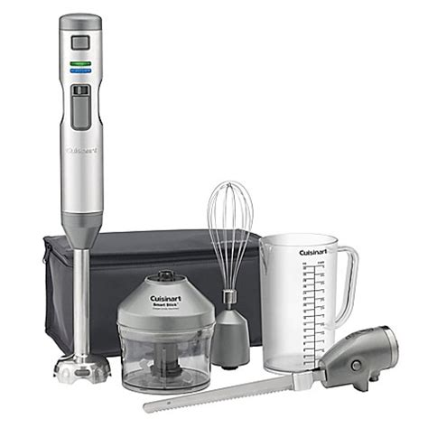 hand blender bed bath and beyond buy cuisinart 174 smart stick 174 cordless hand blender with