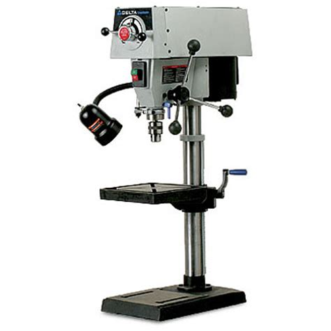 bench drill press review delta dp350 benchtop drill press finewoodworking