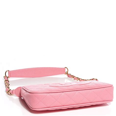 Caviar Shoo Pink chanel caviar quilted shoulder bag pink 97920