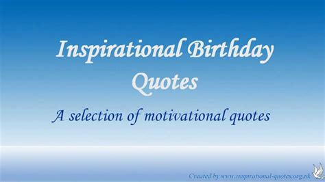 Birthday Quote Inspirational Inspirational Birthday Quotes For Women Quotesgram