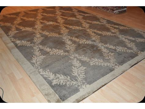 Handmade Tibetan Rugs - call us for free shipping on this beautiful 10 x 13